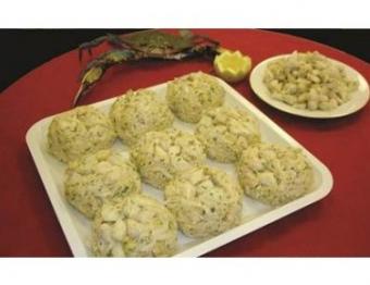 Fresh Prepared Jumbo Lump Crab Cakes
