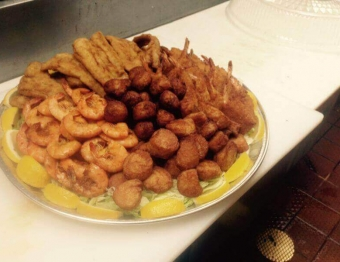 Seafood Combination Platter