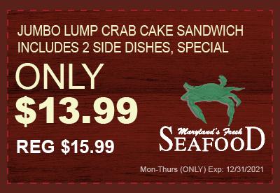 MD Seafood Coupon